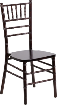 WOOD CHIAVARI CHAIR WALNUT
